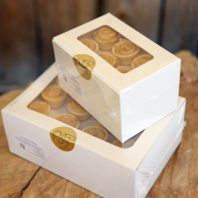 Maple butter cones (boxe)
